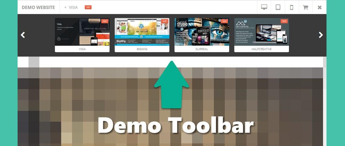 Demo ToolBar Image 1